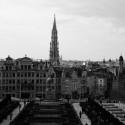 Bruxelles en mars