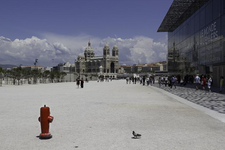 Marseille, le mucem