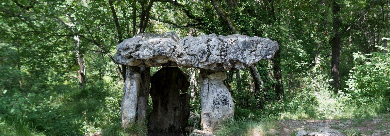 Dolmens de Cap de Puech et Brillaud
