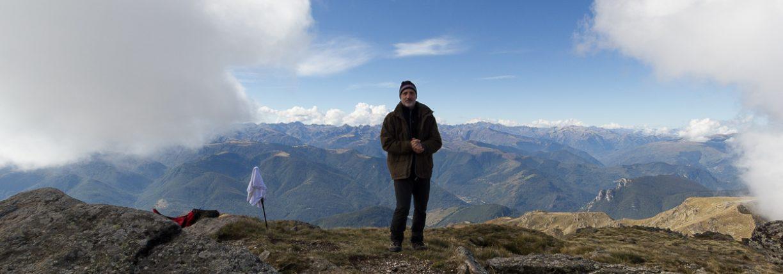 Pic de St Barthélémy (2348m) par Appy et col de Girabal