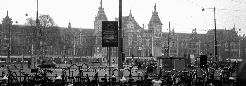 Amsterdam et Lille au Rollei35S