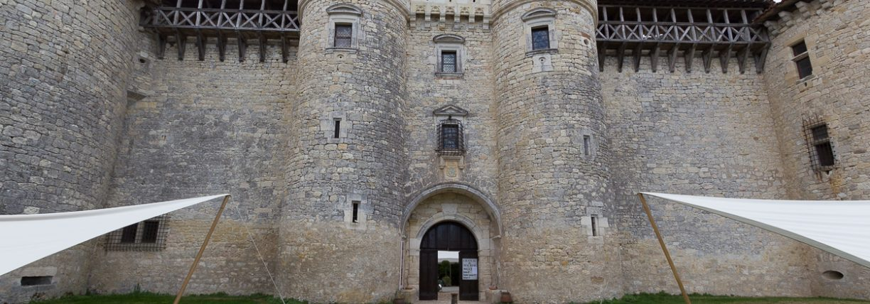 Château de Mauriac (Tarn)